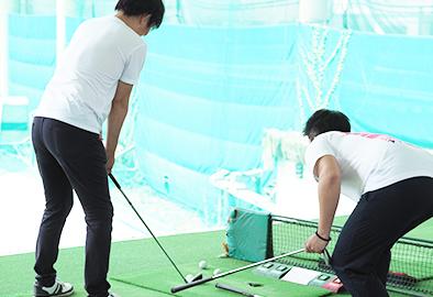golf練習画像1
