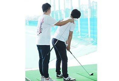 golf練習画像2