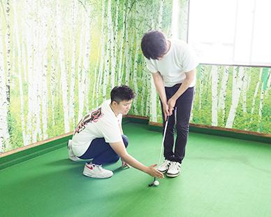 golf練習画像6